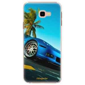 Plastové puzdro iSaprio - Car 10 - Samsung Galaxy J4+