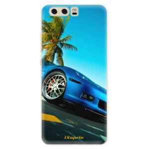 Silikónové puzdro iSaprio - Car 10 - Huawei P10