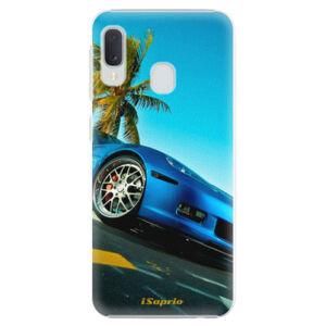 Plastové puzdro iSaprio - Car 10 - Samsung Galaxy A20e