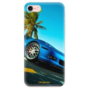 Odolné silikónové puzdro iSaprio - Car 10 - iPhone 7