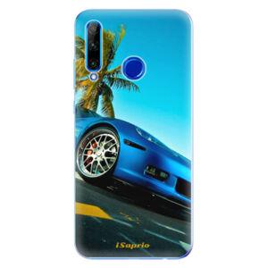 Odolné silikónové puzdro iSaprio - Car 10 - Huawei Honor 20 Lite