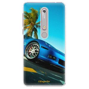 Plastové puzdro iSaprio - Car 10 - Nokia 6.1