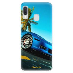 Odolné silikónové puzdro iSaprio - Car 10 - Samsung Galaxy A20e