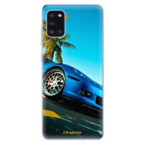 Odolné silikónové puzdro iSaprio - Car 10 - Samsung Galaxy A31