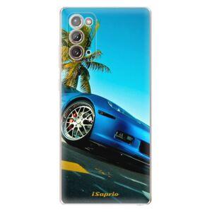 Odolné silikónové puzdro iSaprio - Car 10 - Samsung Galaxy Note 20