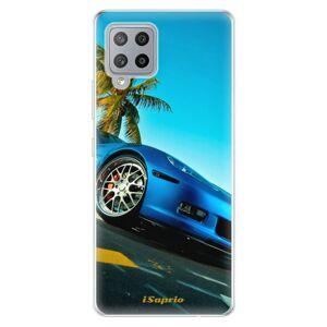 Odolné silikónové puzdro iSaprio - Car 10 - Samsung Galaxy A42