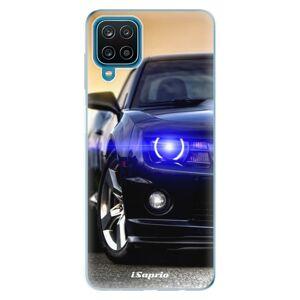 Odolné silikónové puzdro iSaprio - Chevrolet 01 - Samsung Galaxy A12