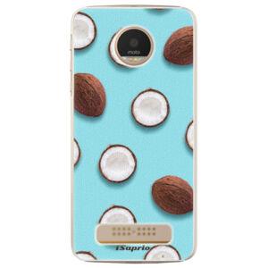 Plastové puzdro iSaprio - Coconut 01 - Lenovo Moto Z Play