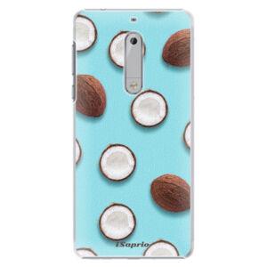 Plastové puzdro iSaprio - Coconut 01 - Nokia 5
