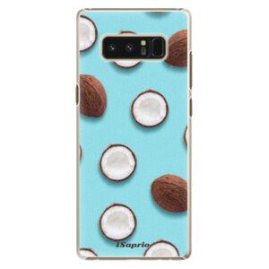 Plastové puzdro iSaprio - Coconut 01 - Samsung Galaxy Note 8
