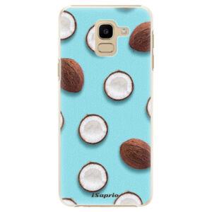 Plastové puzdro iSaprio - Coconut 01 - Samsung Galaxy J6