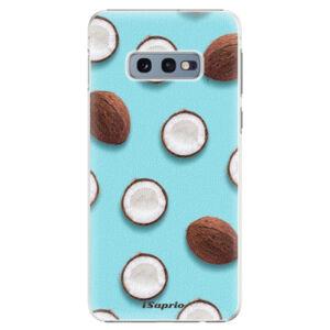 Plastové puzdro iSaprio - Coconut 01 - Samsung Galaxy S10e