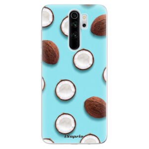 Odolné silikónové puzdro iSaprio - Coconut 01 - Xiaomi Redmi Note 8 Pro