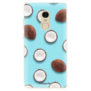 Odolné silikónové puzdro iSaprio - Coconut 01 - Xiaomi Redmi Note 4