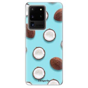 Odolné silikónové puzdro iSaprio - Coconut 01 - Samsung Galaxy S20 Ultra