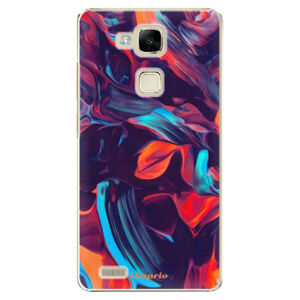 Plastové puzdro iSaprio - Color Marble 19 - Huawei Ascend Mate7