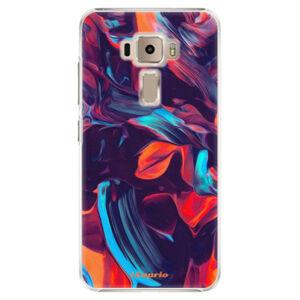 Plastové puzdro iSaprio - Color Marble 19 - Asus ZenFone 3 ZE520KL