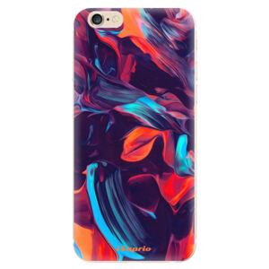 Odolné silikónové puzdro iSaprio - Color Marble 19 - iPhone 6/6S