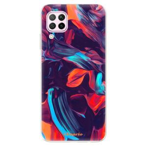 Odolné silikónové puzdro iSaprio - Color Marble 19 - Huawei P40 Lite