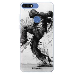 Silikónové puzdro iSaprio - Dance 01 - Huawei Honor 7C