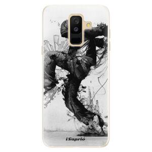 Silikónové puzdro iSaprio - Dance 01 - Samsung Galaxy A6+