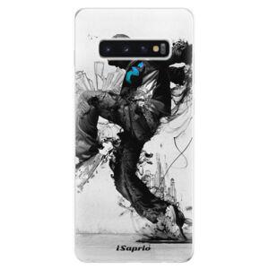 Odolné silikonové pouzdro iSaprio - Dance 01 - Samsung Galaxy S10+