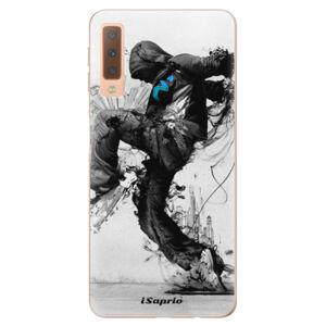 Odolné silikónové puzdro iSaprio - Dance 01 - Samsung Galaxy A7 (2018)
