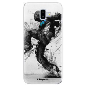 Odolné silikónové puzdro iSaprio - Dance 01 - Samsung Galaxy J6+