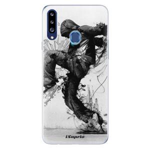 Odolné silikónové puzdro iSaprio - Dance 01 - Samsung Galaxy A20s