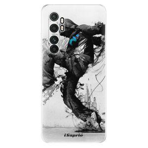 Odolné silikónové puzdro iSaprio - Dance 01 - Xiaomi Mi Note 10 Lite