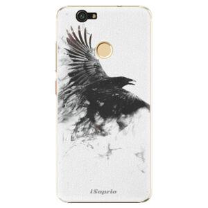 Plastové puzdro iSaprio - Dark Bird 01 - Huawei Nova