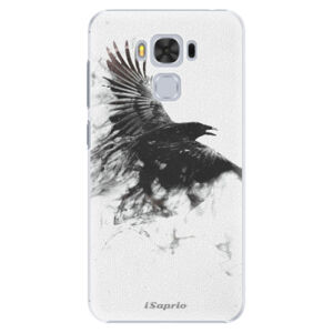 Plastové puzdro iSaprio - Dark Bird 01 - Asus ZenFone 3 Max ZC553KL