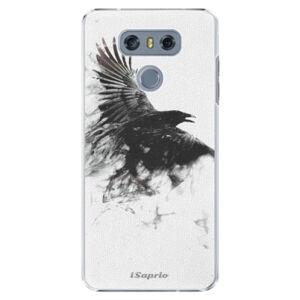 Plastové puzdro iSaprio - Dark Bird 01 - LG G6 (H870)