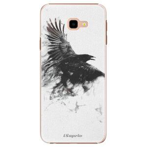 Plastové puzdro iSaprio - Dark Bird 01 - Samsung Galaxy J4+