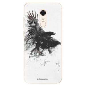 Silikónové puzdro iSaprio - Dark Bird 01 - Xiaomi Redmi 5 Plus