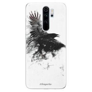 Odolné silikónové puzdro iSaprio - Dark Bird 01 - Xiaomi Redmi Note 8 Pro