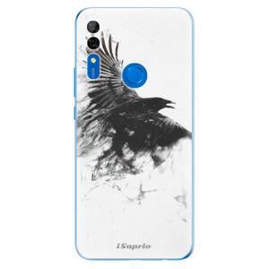 Odolné silikónové puzdro iSaprio - Dark Bird 01 - Huawei P Smart Z
