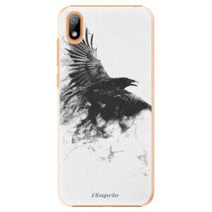 Plastové puzdro iSaprio - Dark Bird 01 - Huawei Y5 2019
