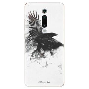 Odolné silikónové puzdro iSaprio - Dark Bird 01 - Xiaomi Mi 9T Pro