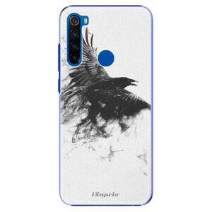 Plastové puzdro iSaprio - Dark Bird 01 - Xiaomi Redmi Note 8T