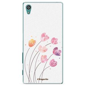 Plastové puzdro iSaprio - Flowers 14 - Sony Xperia Z5