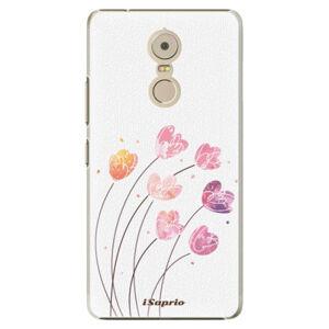 Plastové puzdro iSaprio - Flowers 14 - Lenovo K6 Note
