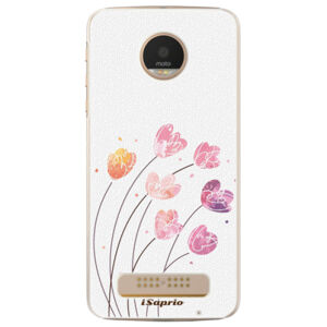 Plastové puzdro iSaprio - Flowers 14 - Lenovo Moto Z Play