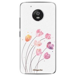 Plastové puzdro iSaprio - Flowers 14 - Lenovo Moto G5