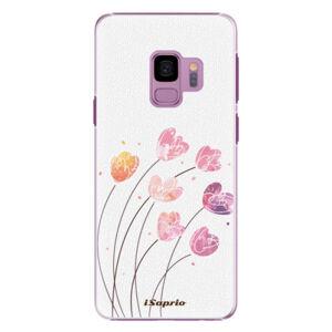 Plastové puzdro iSaprio - Flowers 14 - Samsung Galaxy S9