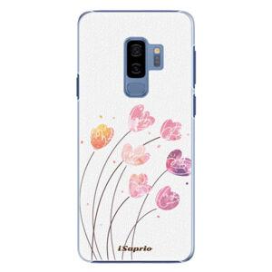 Plastové puzdro iSaprio - Flowers 14 - Samsung Galaxy S9 Plus