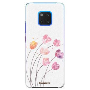 Plastové puzdro iSaprio - Flowers 14 - Huawei Mate 20 Pro