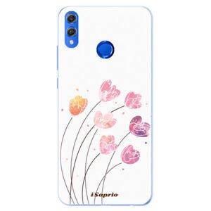 Silikónové puzdro iSaprio - Flowers 14 - Huawei Honor 8X
