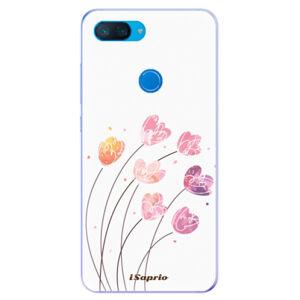 Odolné silikonové pouzdro iSaprio - Flowers 14 - Xiaomi Mi 8 Lite