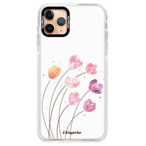 Silikónové puzdro Bumper iSaprio - Flowers 14 - iPhone 11 Pro Max